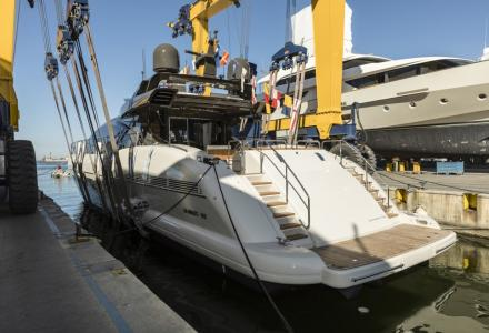 Overmarine launches latest Mangusta 110