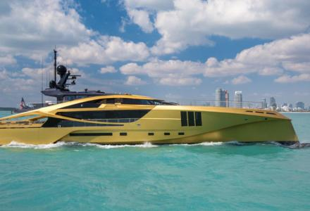 The full story behind Palmer Johnson and its yachts