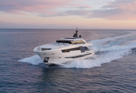 Take a look at the new Astondoa Century 110 GLX yacht Sophye