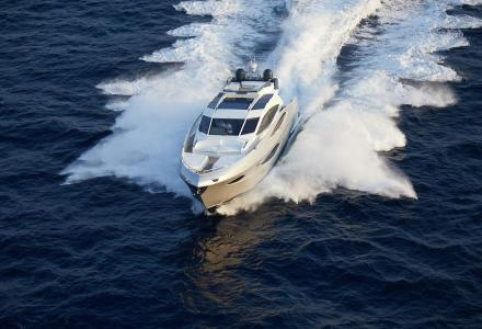 Luxury and smart: Numarine Adonis to be presented at Palm Beach International Boat Show
