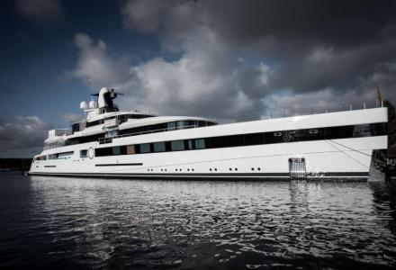 New League: 7 of the largest yachts built for sports teams owners