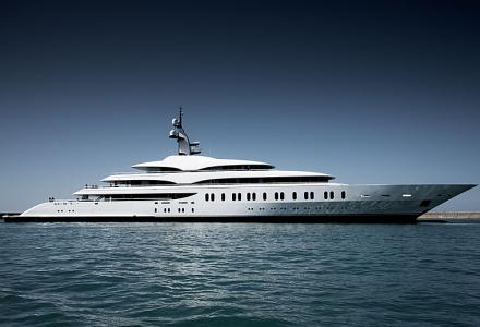 Benetti launches 3rd 100m+ superyacht in a row
