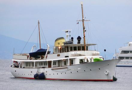 Timeless classics: Feadship to rebuild the 1954 dismantled superyacht Istros