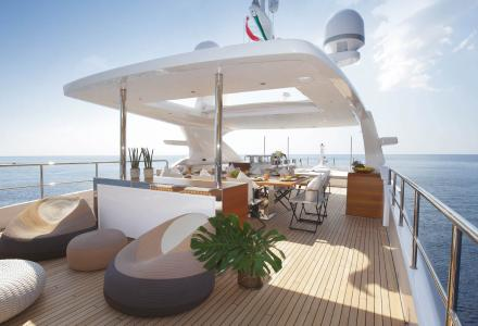 Made in Italy: Benetti launches three yachts more in Viareggio