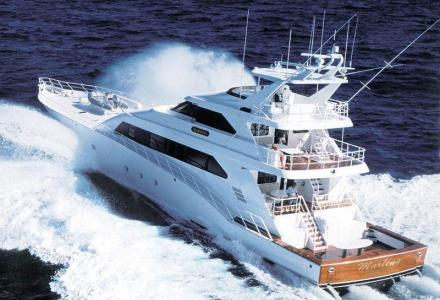 Big Game: 5 of the largest sportfish yachts ever built