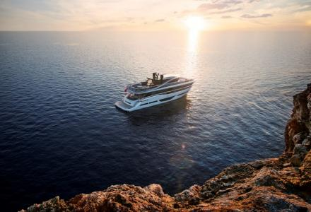 Princess X95: luxury SUV of the seas