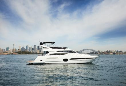 Longreef Yachts will display new 60 SX at the Sanctuary Cove International Boat Show in May