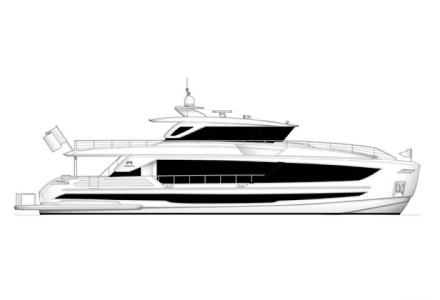 13-time Best Asian Yacht Builder Horizon Yachts signs up the 14th FD87 unit