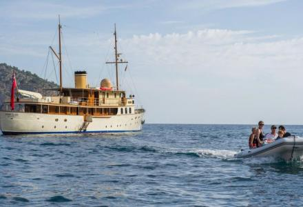 New owner for the 1920s classic motor yacht Fair Lady
