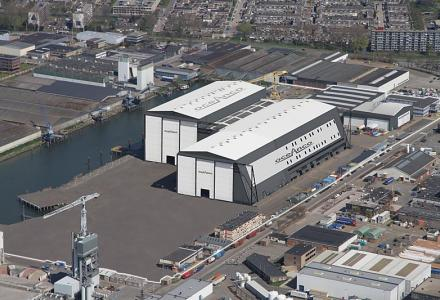 Dutch builder Oceanco acquires one more facility in the Netherlands