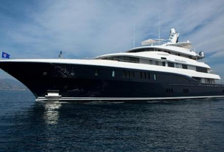 61m superyacht Excellence V built for American billionaire now sold and renamed