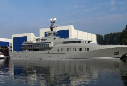 Royal Huisman to exploit former Holland Jachtbouw shipyard