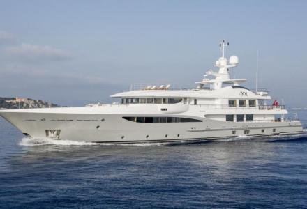 New ownership of Russian billionaire's 54m superyacht 4You