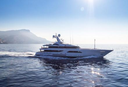 58m Feadship superyacht Larisa gains a new owner