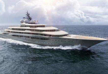 Giga League Recalling The 10 Largest Lurssen Yachts Yacht Harbour