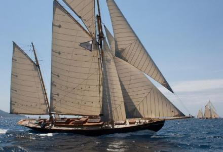 Francesco del Carlo relaunches the 1914 vintage yacht Tirrenia II