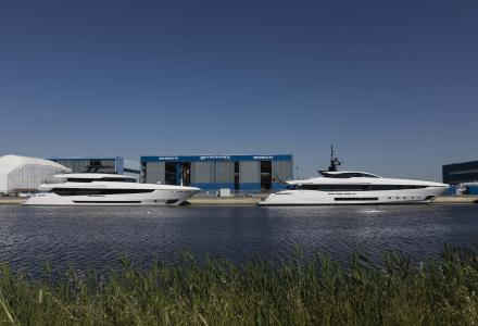 Born to be siblings: Overmarine delivers two brand new Mangusta units