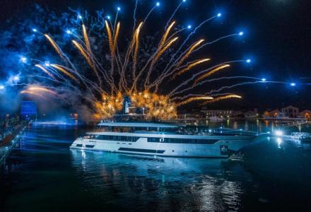 Riva debutes its first 50m flagship Race in Venice