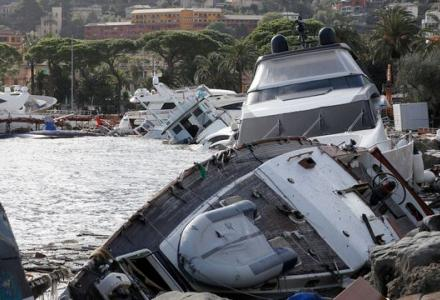 7 significant superyacht destructions over recent years
