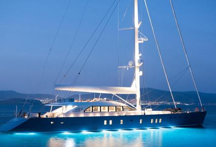 Ada Yacht launches 50m sailing yacht All About U 2 in Turkey