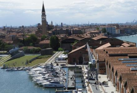 First edition of the Venice Boat Show receives over 27,000 visitors