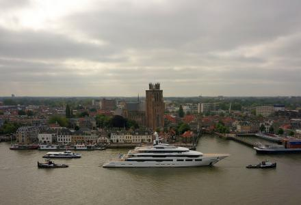 Oceanco delivers 90m superyacht DreAMBoat