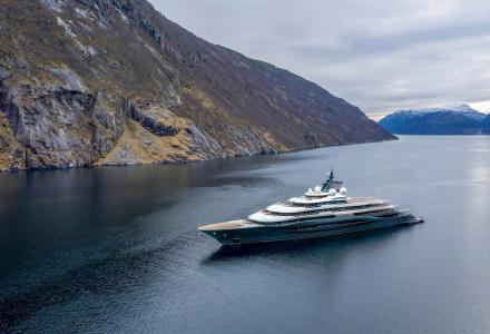 136m Flying Fox: inside the world's 16th largest superyacht