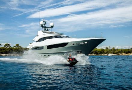 41m charter superyacht Legenda attacked with passengers aboard