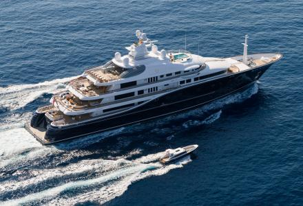 10 largest superyachts ever built in the USA
