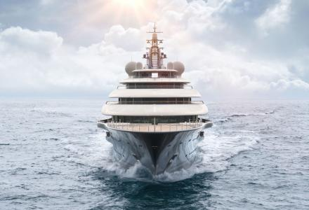 Amazon disclaims Jeff Bezos' ownership of 136m superyacht Flying Fox