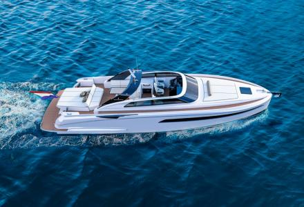 Sichterman Yachts presents new concept Libertas for 2020 delivery