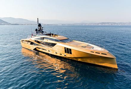 49m Palmer Johnson superyacht Khalilah listed for sale asking EUR 28.5 million