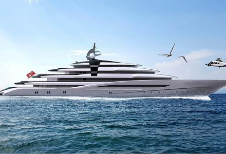 Lürssen to build a new custom 125m superyacht Project JAG by 2023