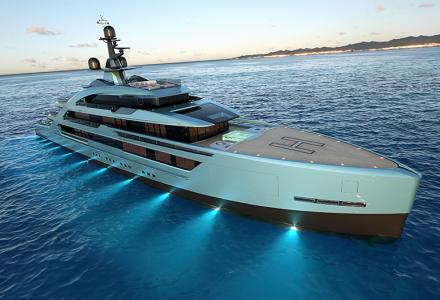Tankoa introduces 70m superyacht project S702