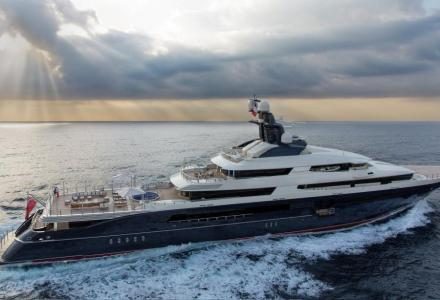 Jho Low's former superyacht Tranquility listed for sale again after 6 months