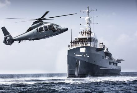 67m Damen support vessel 6711 GEO sold asking EUR 30 million