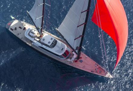 EUR 30 million Perini Navi racing yacht Seahawk finds a new owner
