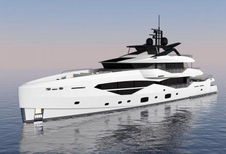 Suseeker unveils more details of its 49m superyacht flagship