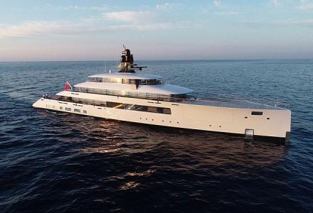 77m superyacht Syzygy 818 renamed: is the latest Feadship sold?