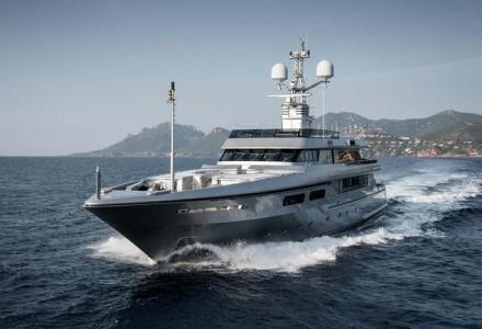 Dolce and Gabbana's 51m superyacht Regina d'Italia sold