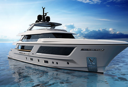 Cantiere delle Marche has announced the sale of second 35 Metre Explorer MG115 Superyacht