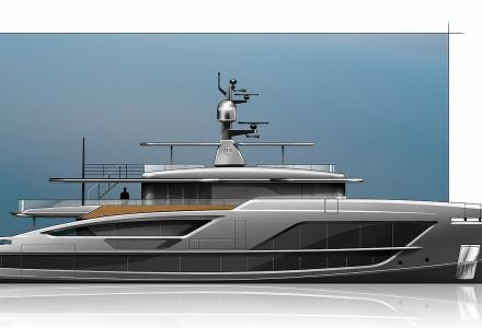Sale of New 38m V-Line by Baglietto