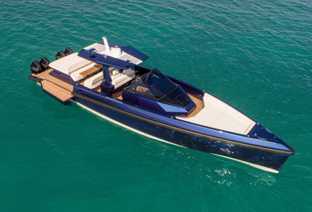 48 Wallytender: 38-node cruiser passes test drive