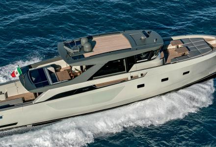 Breakthrough in the generation of 20-30 meter yachts - Sanlorenzo