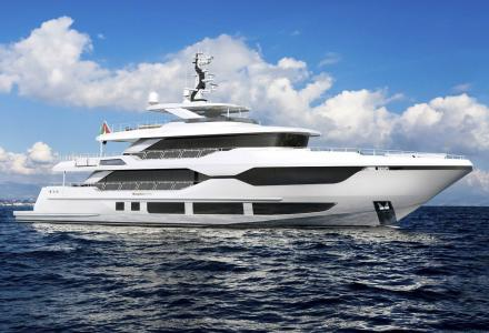 Gulf Craft launches 37m Majesty 120