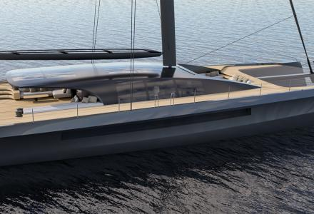 Malcolm McKeon launches BlackCat 30 catamaran concept