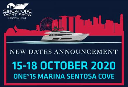 New dates for postponed Singapore Yacht Show