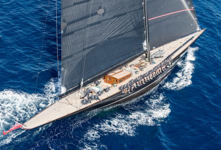 Fresh news about damaging of two multimillion-dollar sailing yachts