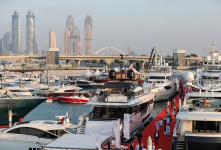 New dates for Dubai International Boat Show