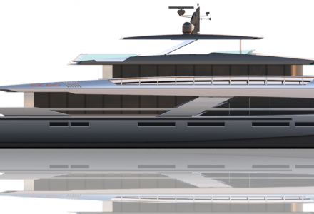 Facheris Design showcases Explorer 65 superyacht concept